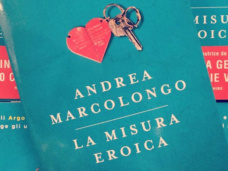 Libro_La-misura-eroica_Andrea-Marcolongo_Mondadori