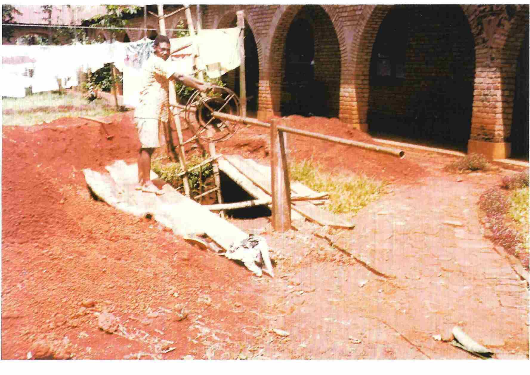 Pozzo Viadana in Congo