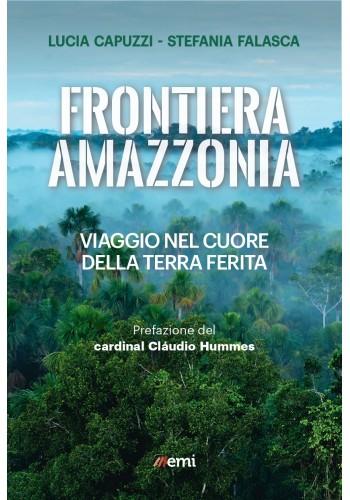 Foto della copertina del libro Frontiera Amazzonia