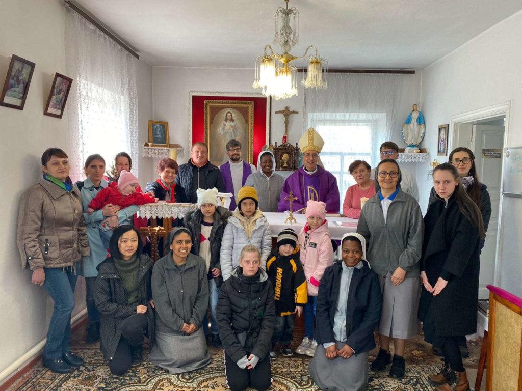 missionarie della Consolata in Kazakistan.