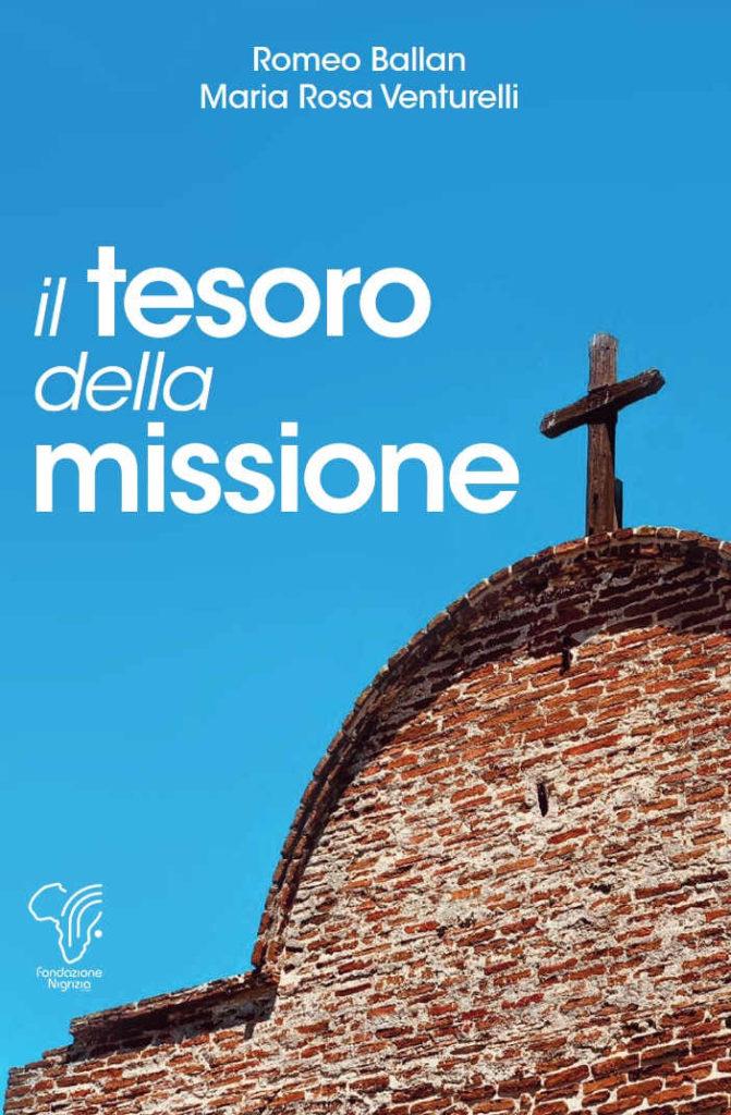 Copertina libro Il tesoro della missione