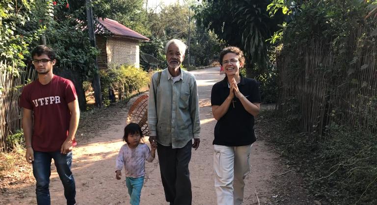 missionarie Saveriane in Thailandia