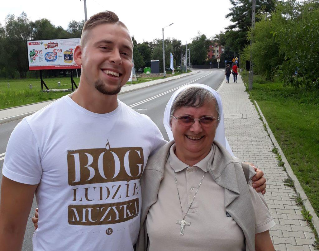 Incontro con Piotr in Polonia