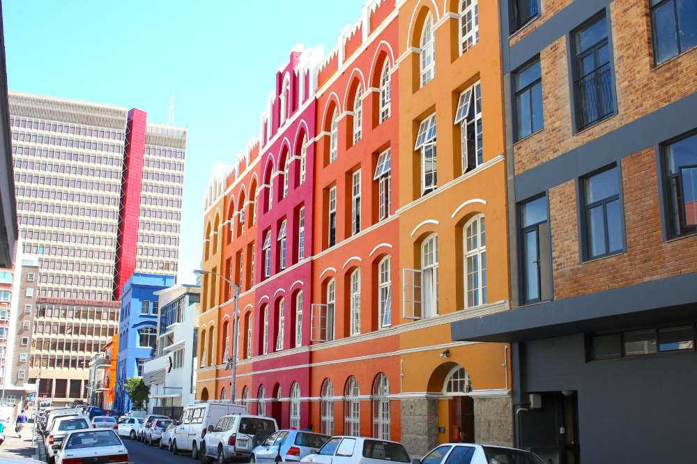 Scalabrini Centre a Cape Town in Sudafrica