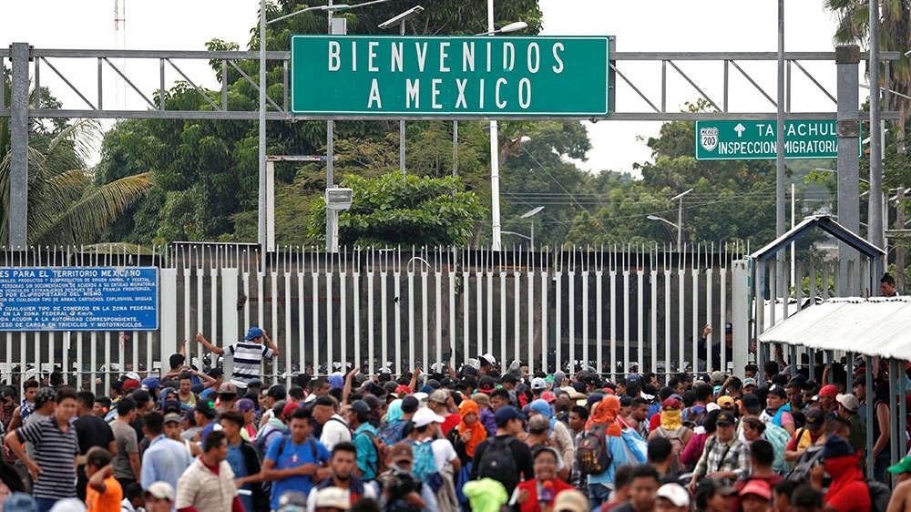 Migranti in Messico, Missionarie Scalabriniane alla frontiera tra Stati Uniti e Messico