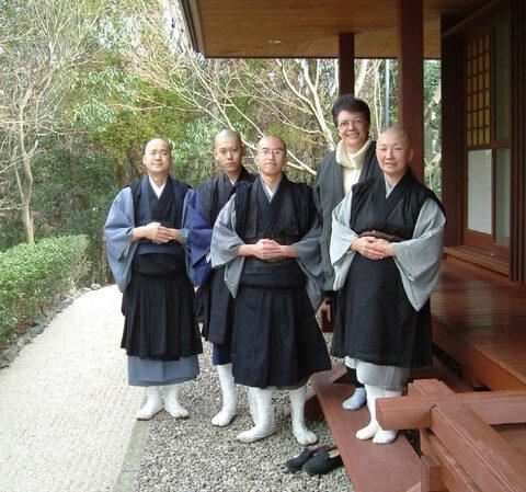 Accoglienza nel Centro di spiritualità e dialogo interreligioso Shinmeizan in Giappone