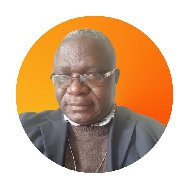 Padre Wenceslas Kiaka gesuita