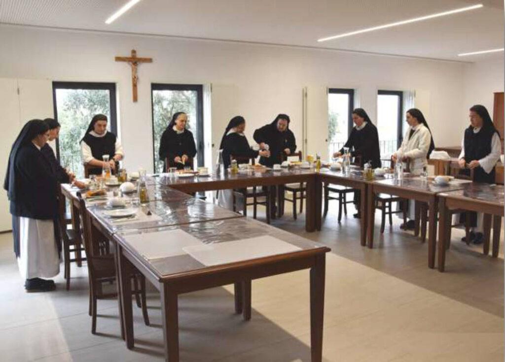 Monastero Santa Maria, Mãe da Igreja, monache Trappiste in Portogallo