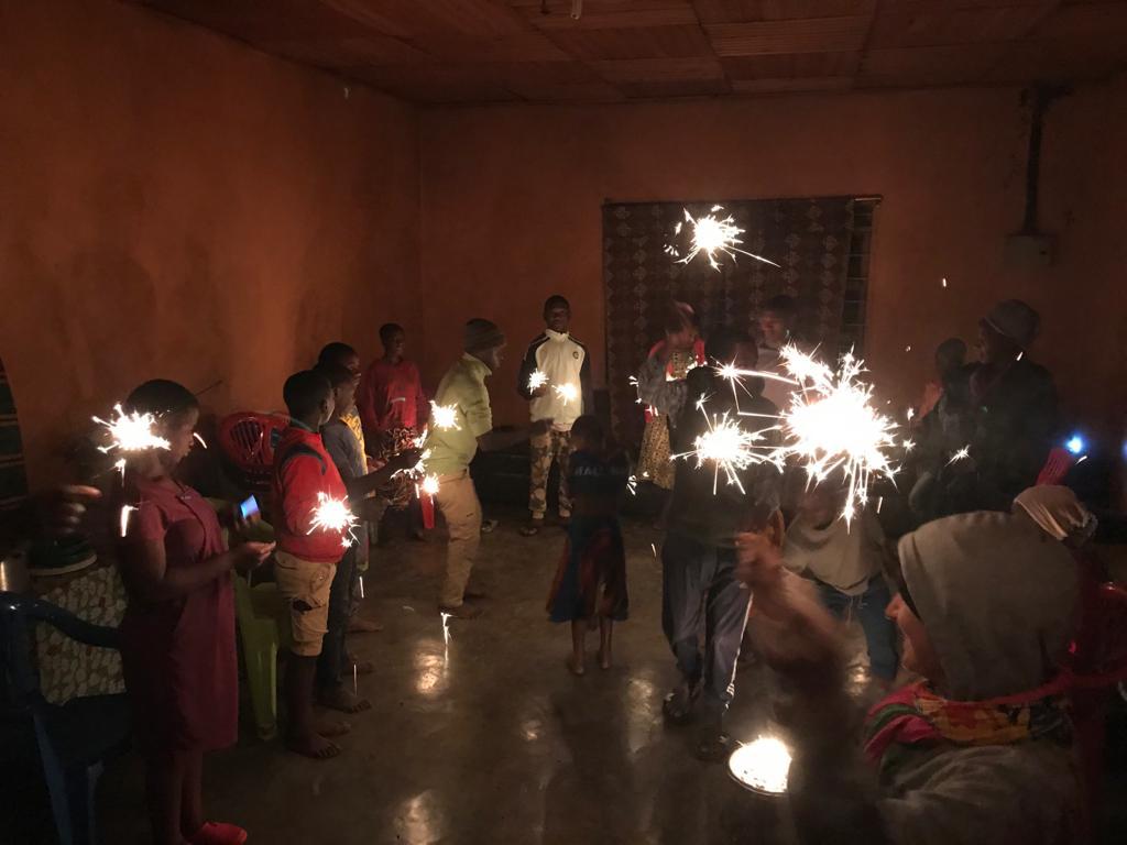 Capodanno della famiglia missionaria in Tanzania