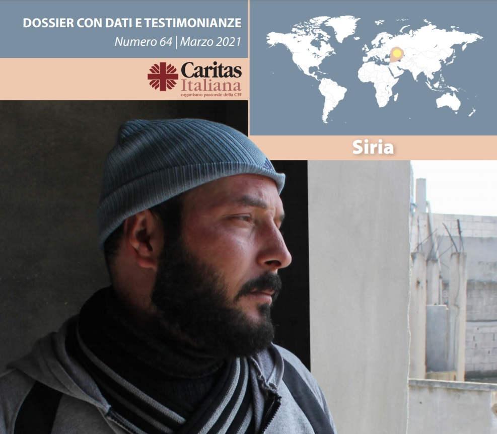 Dossier 2021 sulla Siria di Caritas Italiana