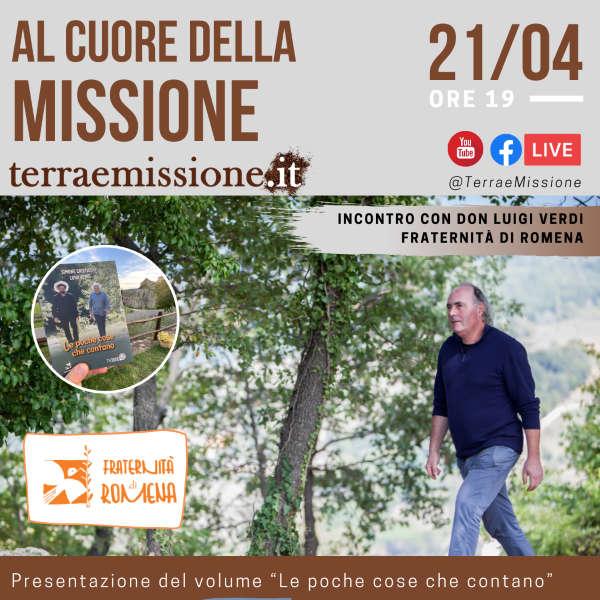 Don Luigi Verdi - Al cuore della missione
