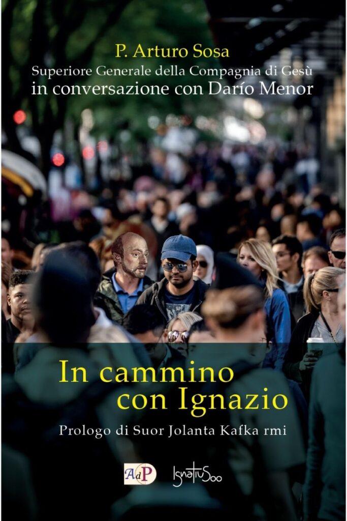 Copertina del libro In cammino con Ignazio