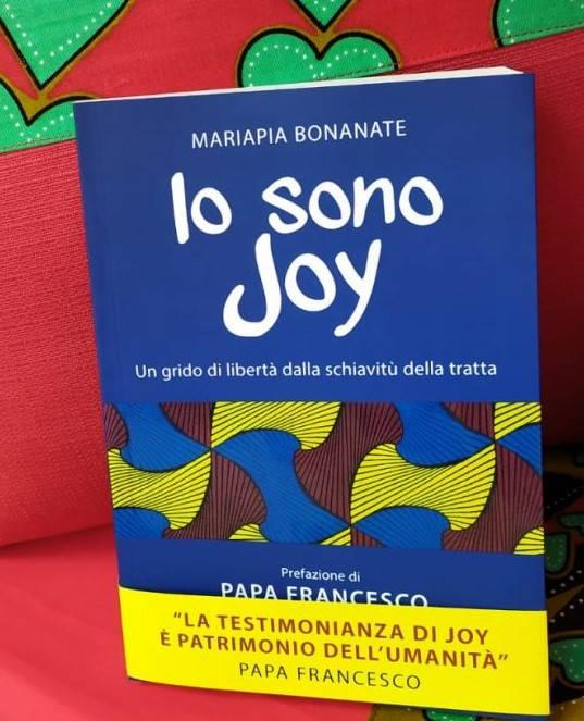 Libro Io sono Joy copertina