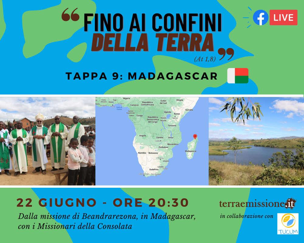 Missionari della Consolata in Madagascar