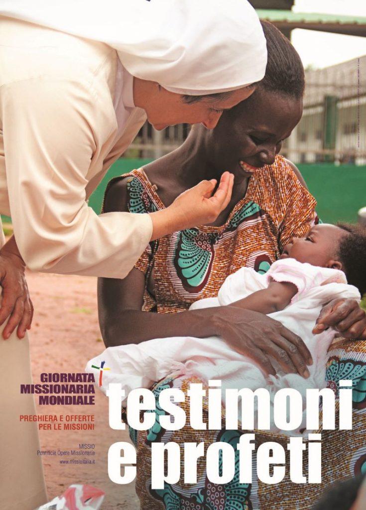 foto giornata missionaria mondiale