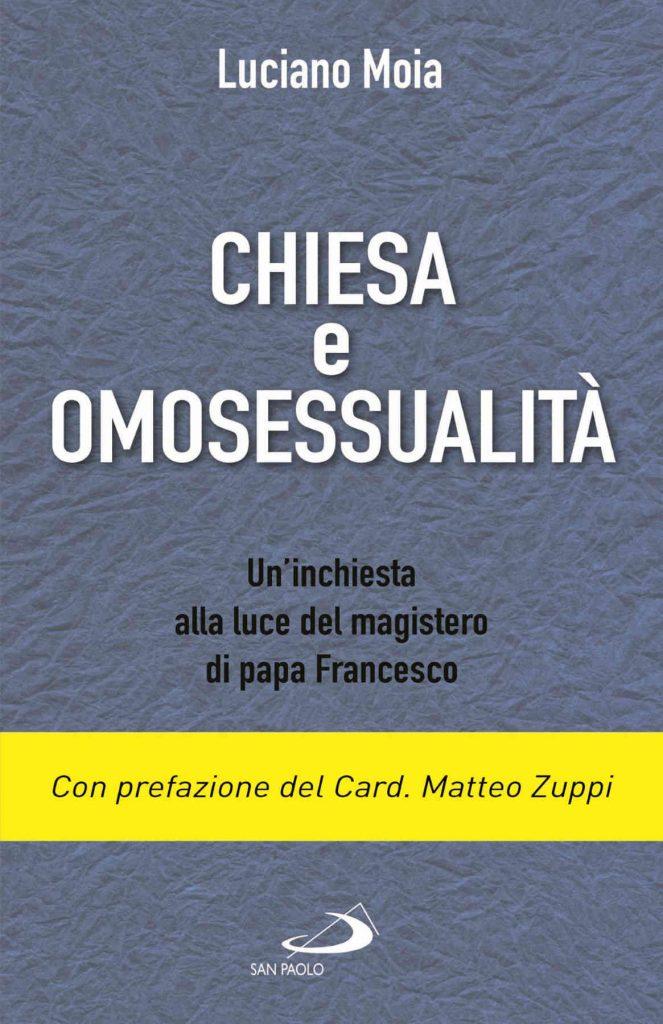 Copertina Chiesa e omosessualità, inchiesta di Luciano Moia